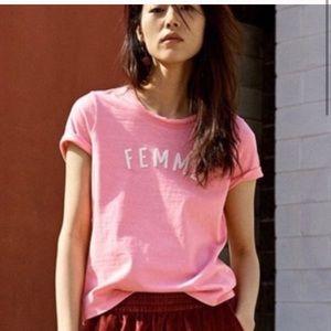 Madewell 👚 femme shirt